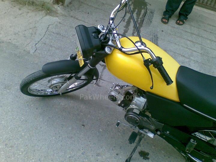 Honda CD 70 Fan Club - 78605