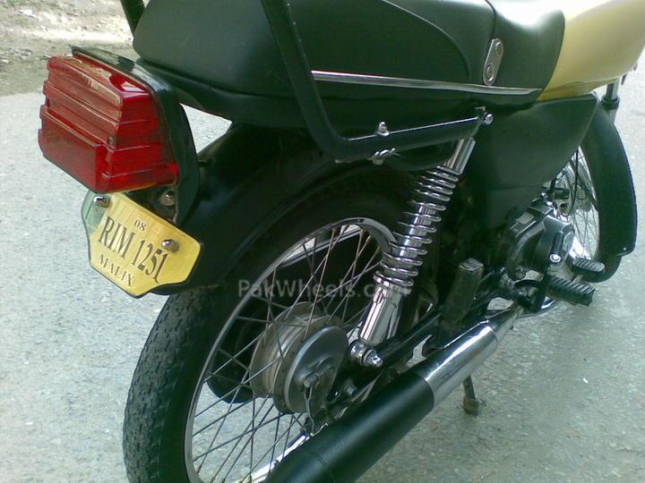 Honda CD 70 Fan Club - 78606