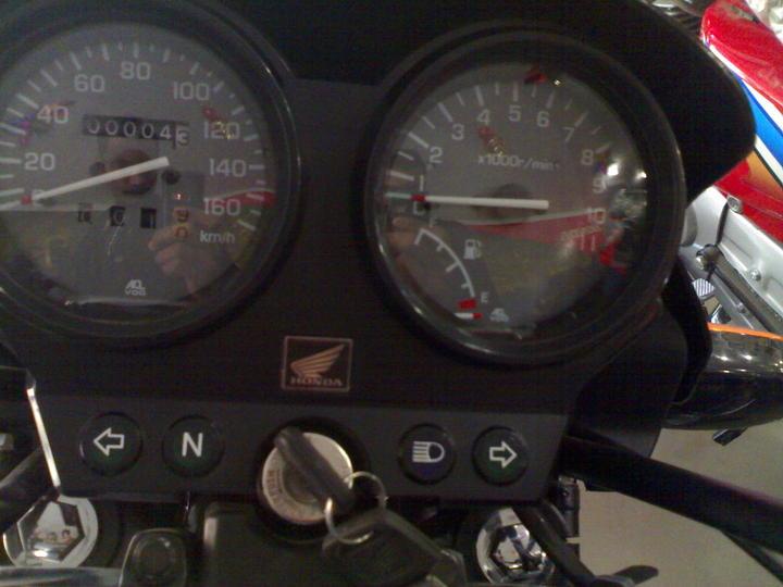 New Honda Dlux LauncH 20 11 2009 - 8699