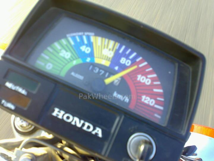 Honda CD 70 Fan Club - 94963