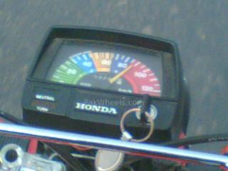 Honda CD 70 Fan Club - 94977