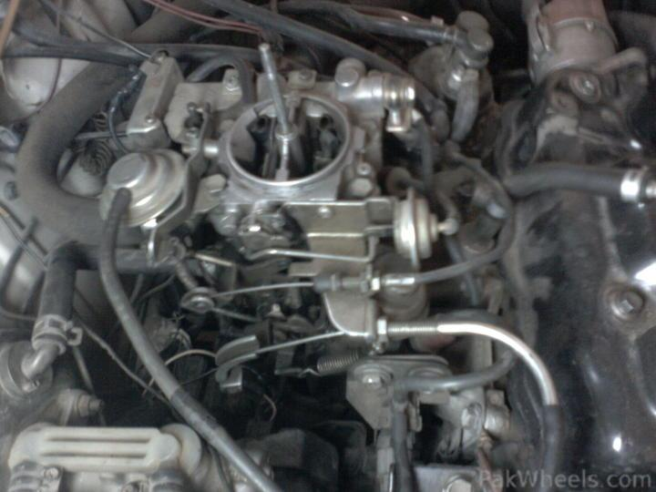 Self Tunning - Khyber G-10 (Plugs, valve clearance, spark gap etc) - 124206