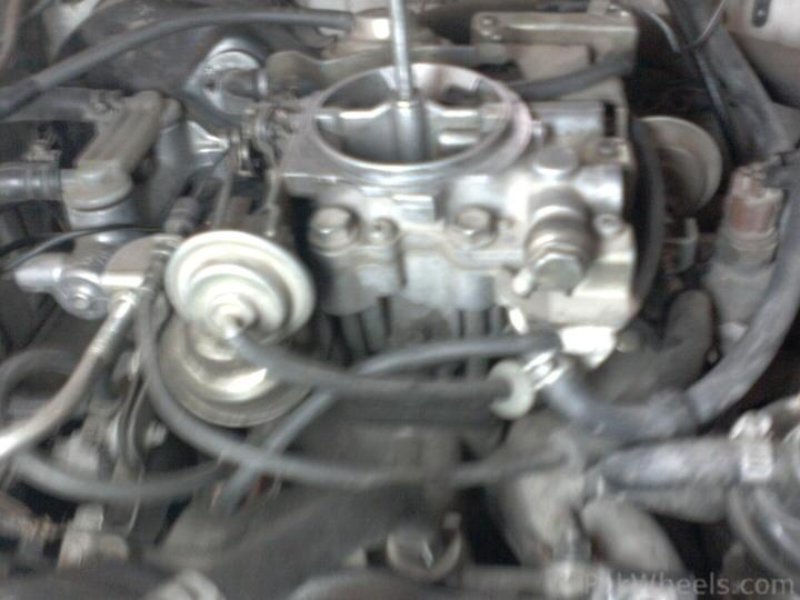 Self Tunning - Khyber G-10 (Plugs, valve clearance, spark gap etc) - 124208