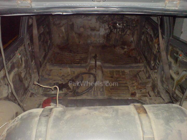 Restoring Khyber - 74153