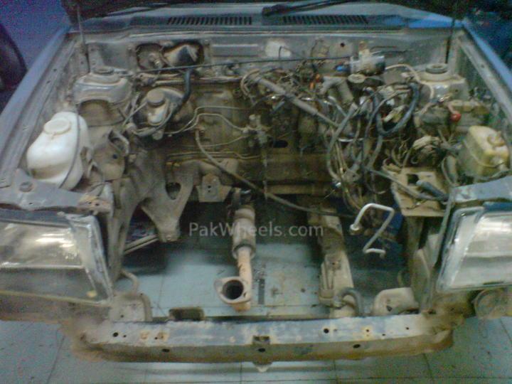 Restoring Khyber - 74154