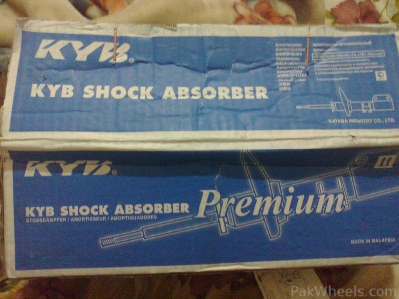 New Shocks for Mehran - 411415