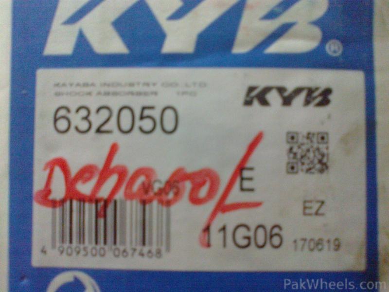 New Shocks for Mehran - 411421