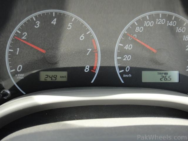 2011 Corolla 1.6L Altis AT / GLI AT - 246568
