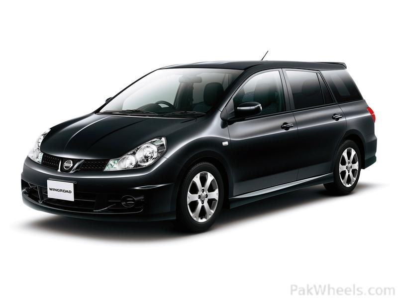 How is Nissan wingroad?? - 371843