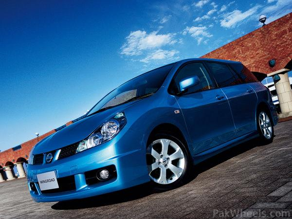 How is Nissan wingroad?? - 371845