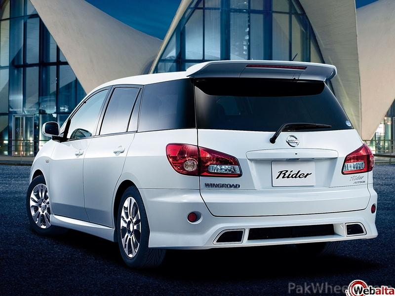 How is Nissan wingroad?? - 371846