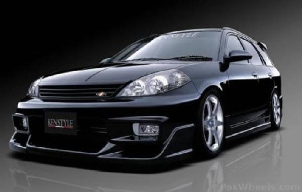 How is Nissan wingroad?? - 371847