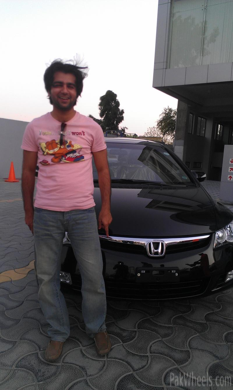 Delivery time of Honda City and Civic? - 384174