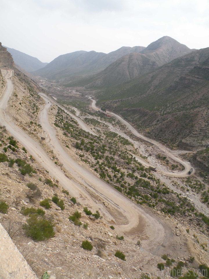PBC/PW Motor Bike trip to Multan, Bahawalpur, Derawer, Uch Sharif, & Fort Munroo. - 214306