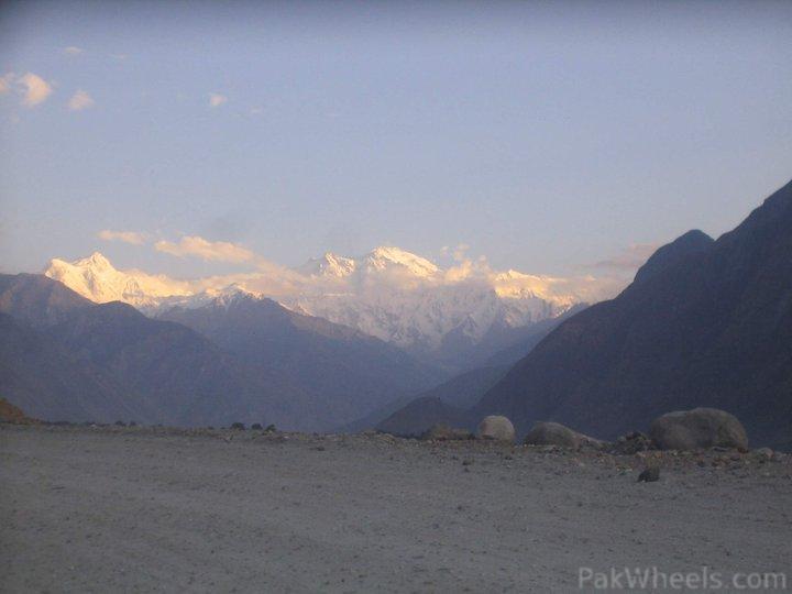 Solo Flight North Pakistan 2011 - Biking, Hiking, Hitchhiking, Jeep Safari & NATCO - 279260