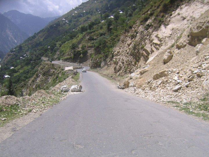 Solo Flight North Pakistan 2011 - Biking, Hiking, Hitchhiking, Jeep Safari & NATCO - 279762