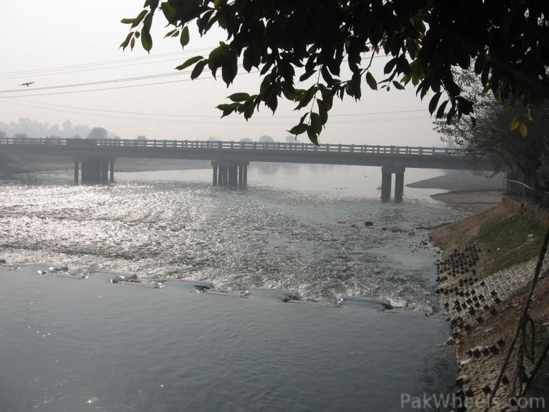 PBC members Master and BlueHorn - Short ride to Khanpur Canal 05/12/11 - 341665