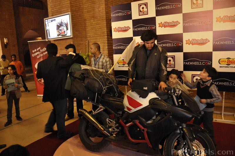 PakWheels - Moin Khan Welcome Event **(Pictures from Page - 5)** - 348188