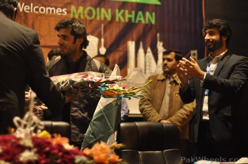 PakWheels - Moin Khan Welcome Event **(Pictures from Page - 5)** - 348204