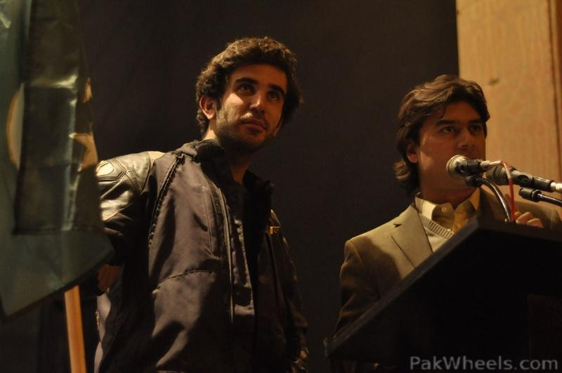 PakWheels - Moin Khan Welcome Event **(Pictures from Page - 5)** - 348205