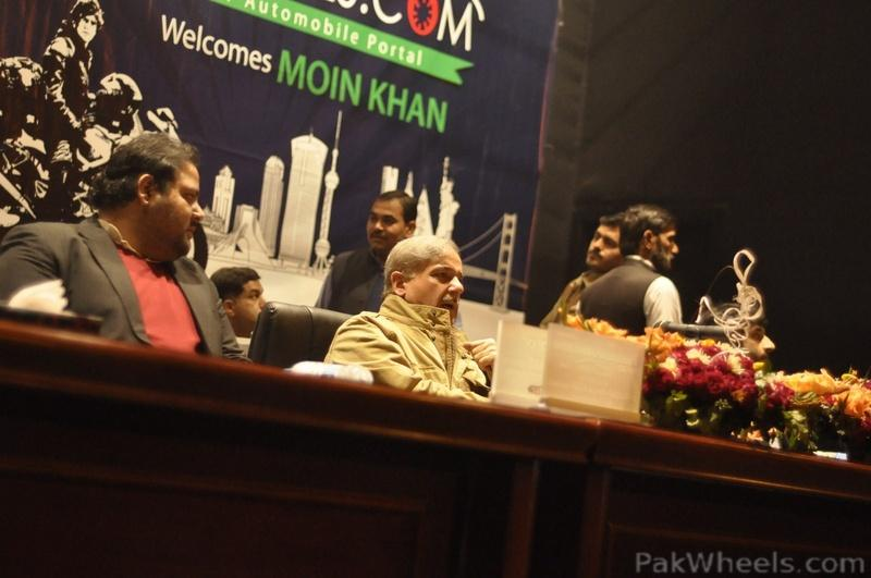 PakWheels - Moin Khan Welcome Event **(Pictures from Page - 5)** - 348248