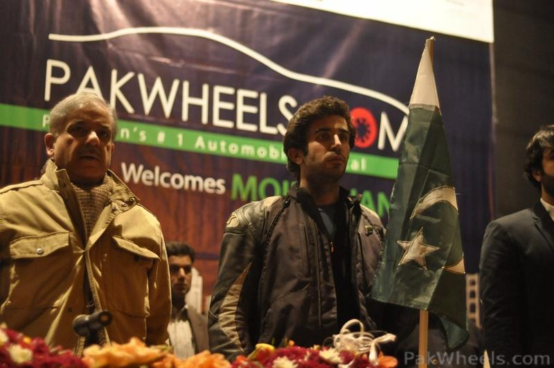 PakWheels - Moin Khan Welcome Event **(Pictures from Page - 5)** - 348271