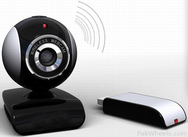 Home Security Cameras Connected To Computer