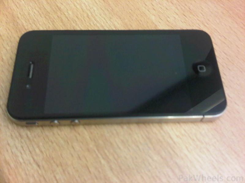Iphone 4 Black Used Images - FS Iphone 4 Black