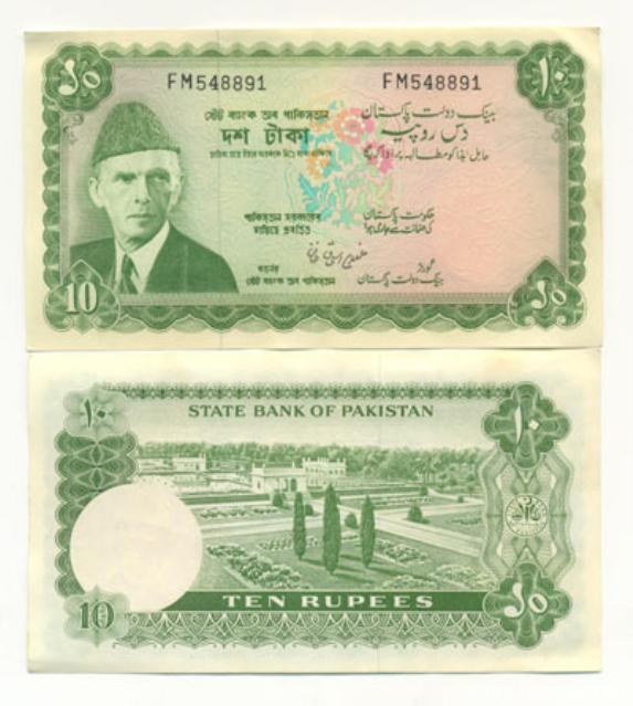 Pakistan Open Market Currency Rate