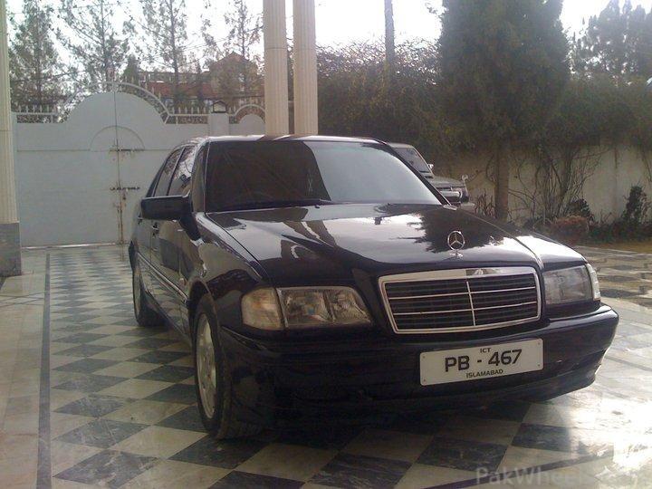 Mercedes C180 Fan Club - 227355