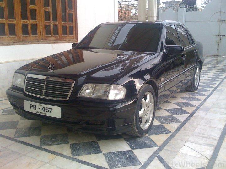 Mercedes C180 Fan Club - 227356