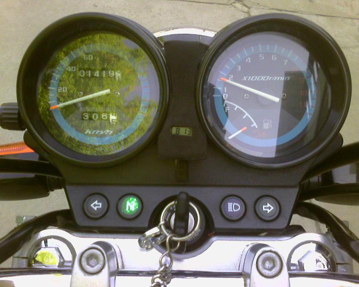 Ravi-Piaggio Storm-125 Euro II bike - 59639