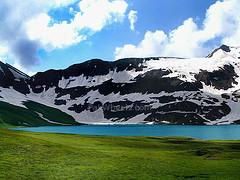 Trekking from Noori Top to Dudipatsar Lake - 72586