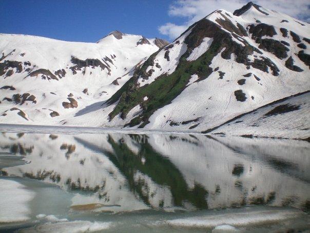 Trekking from Noori Top to Dudipatsar Lake - 72679