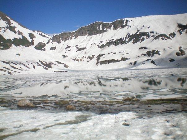Trekking from Noori Top to Dudipatsar Lake - 72680
