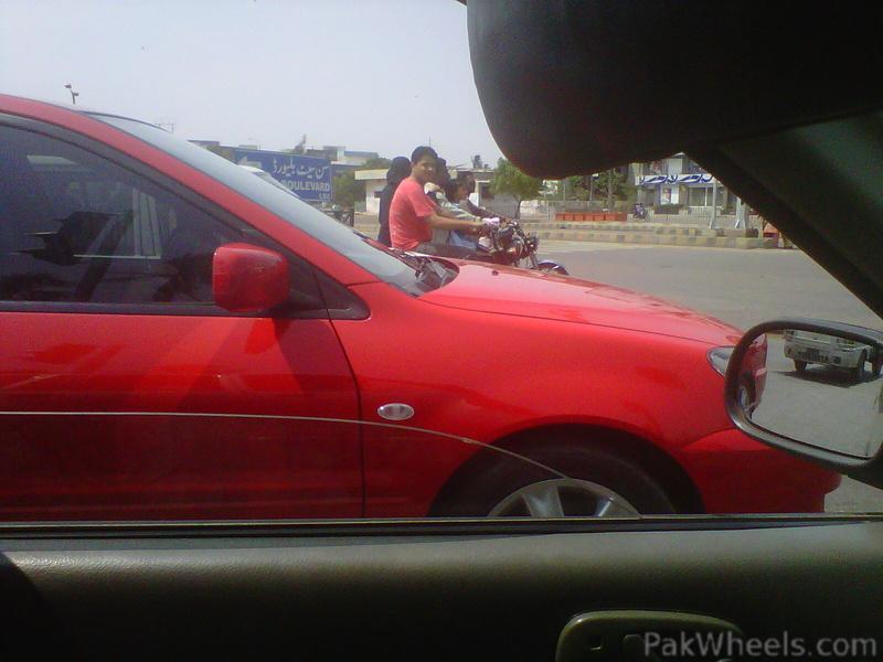 Toyota Wish in karachi - 291266