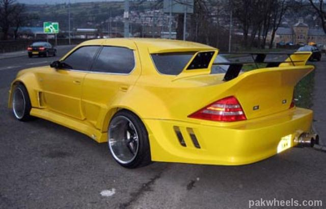 Modified Cars Photo Gallery Free Image Gallery Gambar Foto