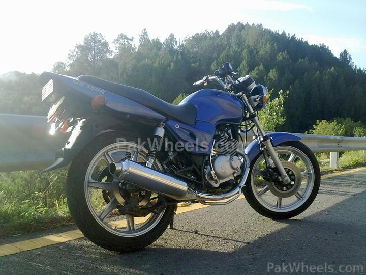 Suzuki GS150CC / GS125CC - 135103