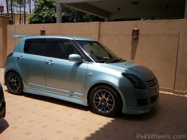 modified SWIFT 2010 in pakistan - 264443