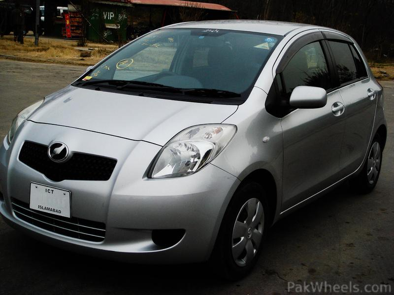 Toyota Vitz Owners/Fan Club - 370537