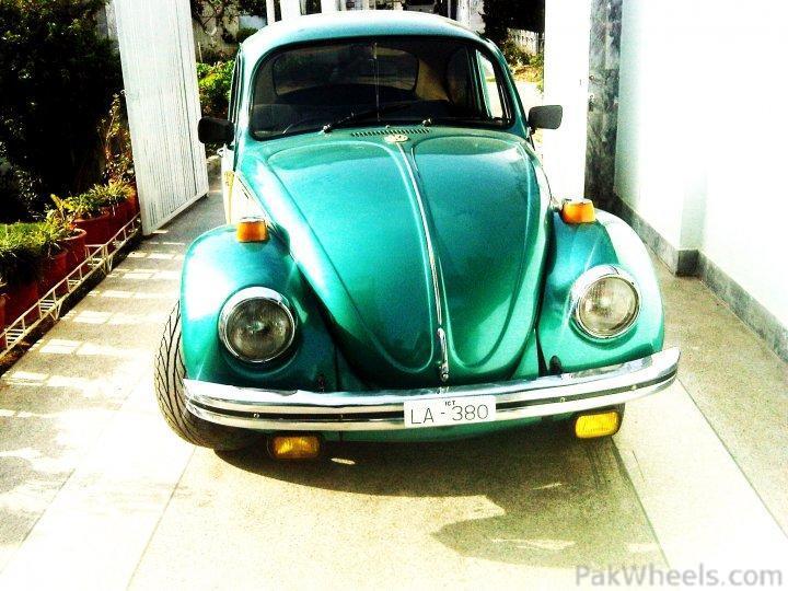 Volkswagen Club of Pakistan (VWCOP) - 134989
