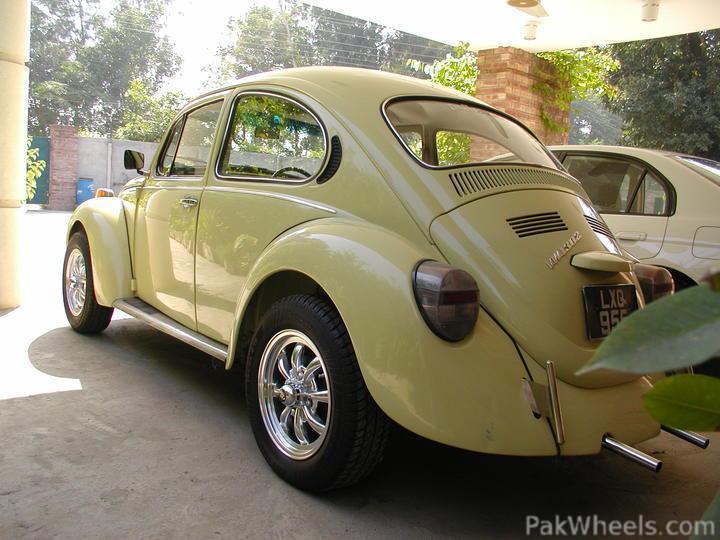 Volkswagen Club of Pakistan (VWCOP) - 157169