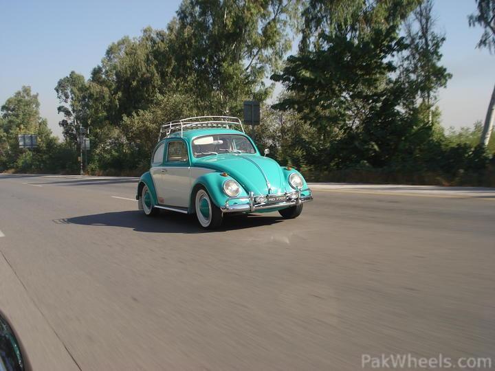 Volkswagen Club of Pakistan (VWCOP) - 160903