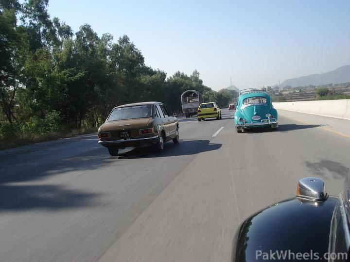 Volkswagen Club of Pakistan (VWCOP) - 160904