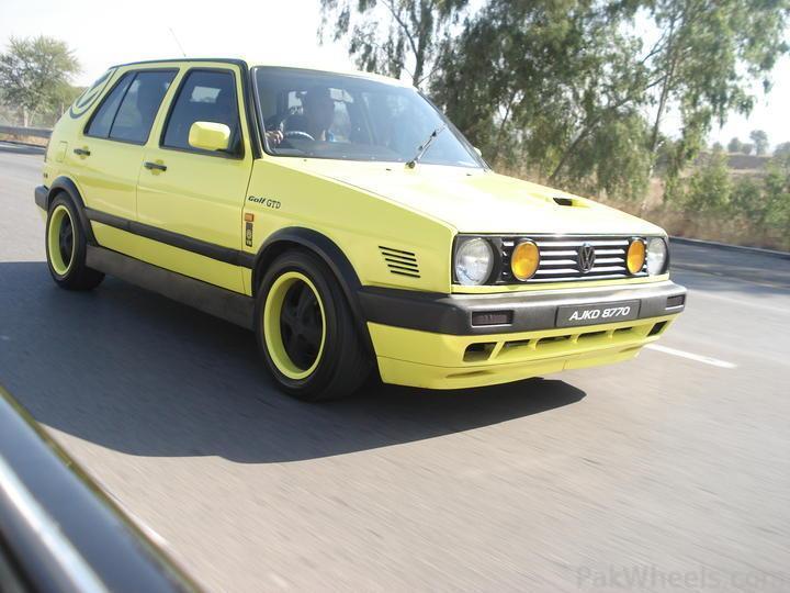 Volkswagen Club of Pakistan (VWCOP) - 160905