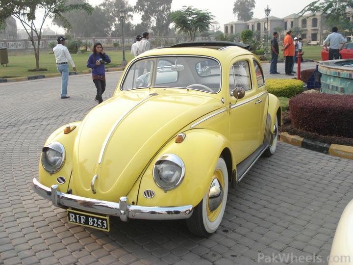 Volkswagen Club of Pakistan (VWCOP) - 160906
