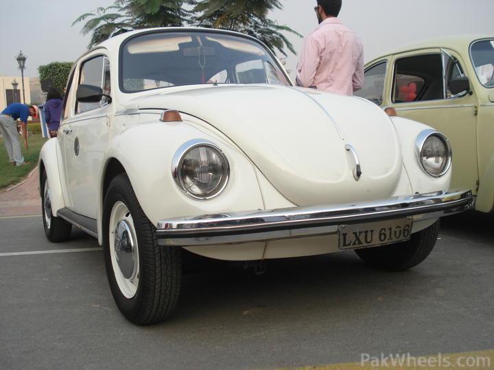 Volkswagen Club of Pakistan (VWCOP) - 160911