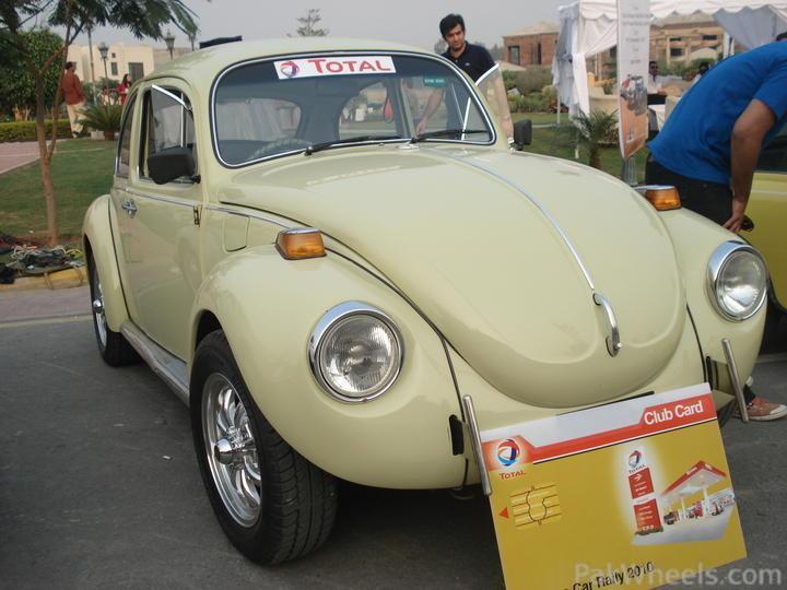Volkswagen Club of Pakistan (VWCOP) - 160913