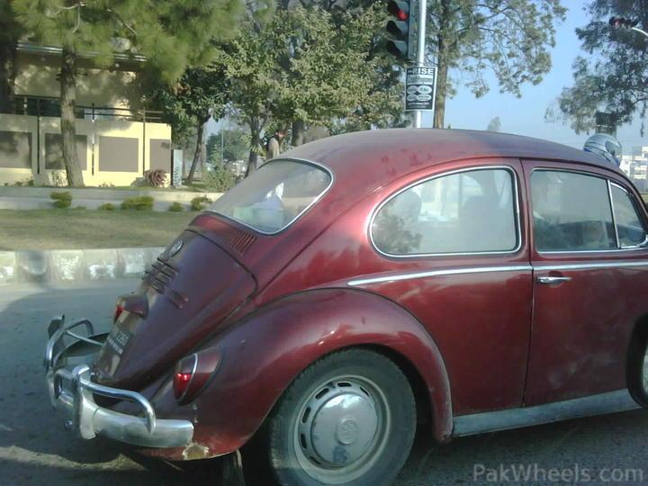 Volkswagen Club of Pakistan (VWCOP) - 187036