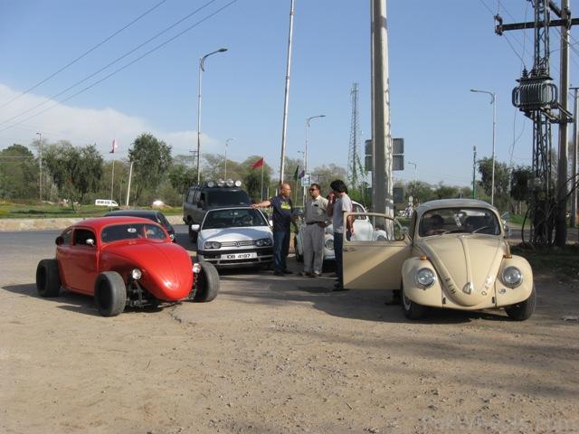 Volkswagen Club of Pakistan (VWCOP) - 216741